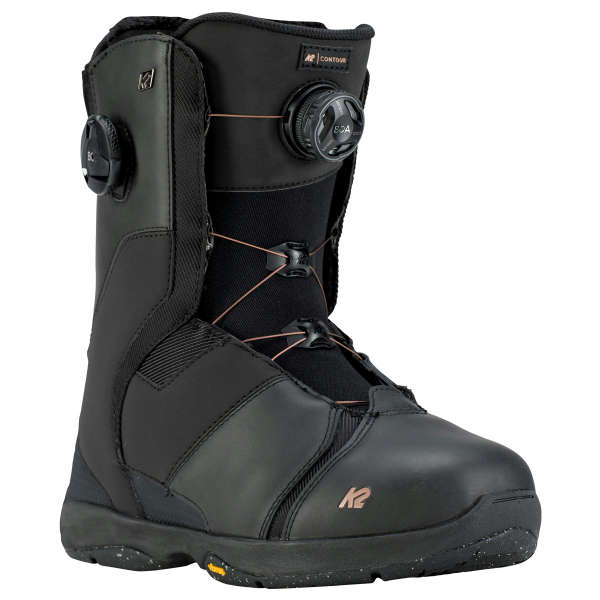 K2 Contour Snowboardschuhe Damen (2018/2019) | Größe UK 8.0