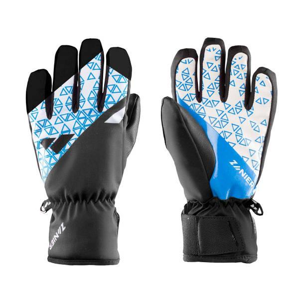 Zanier Sillian.stx Handschuhe Kinder | Größe 4