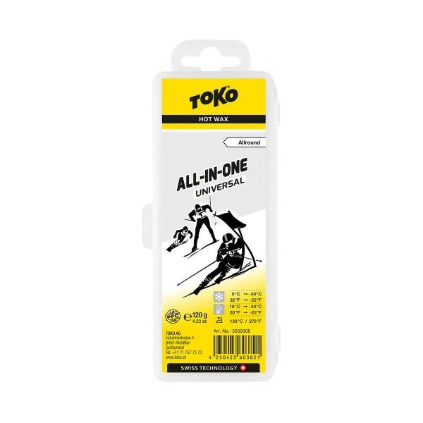 Toko All-in-one Universal Wax 120g